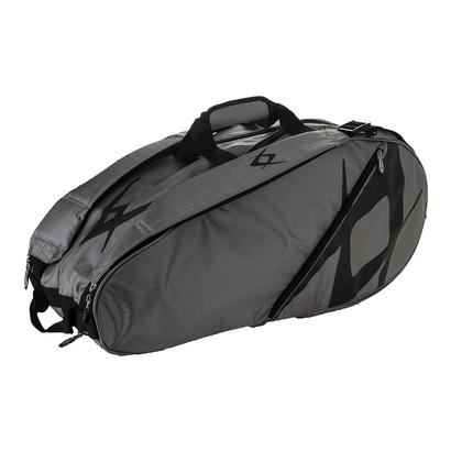 Team Pro Tennis Bag Gray and Black