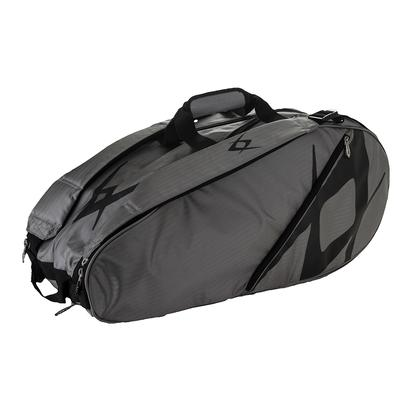 Team Combi Tennis Bag Gray and Black