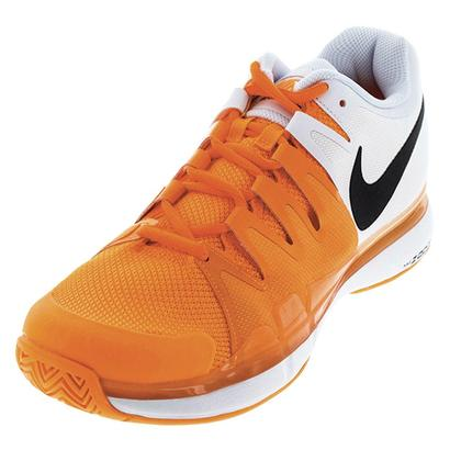 Women`s Zoom Vapor 9.5 Tour Tennis Shoes Tart and White
