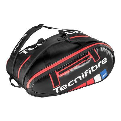 Team Endurance 12 Pack Tennis Bag Black