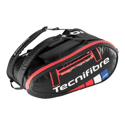 Team Endurance 9 Pack Tennis Bag Black