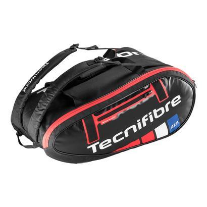 Team Endurance 9 Pack Tennis Bag Black