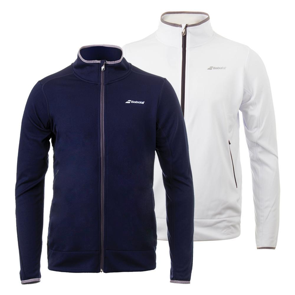 Boys ` Performance Tennis Jacket