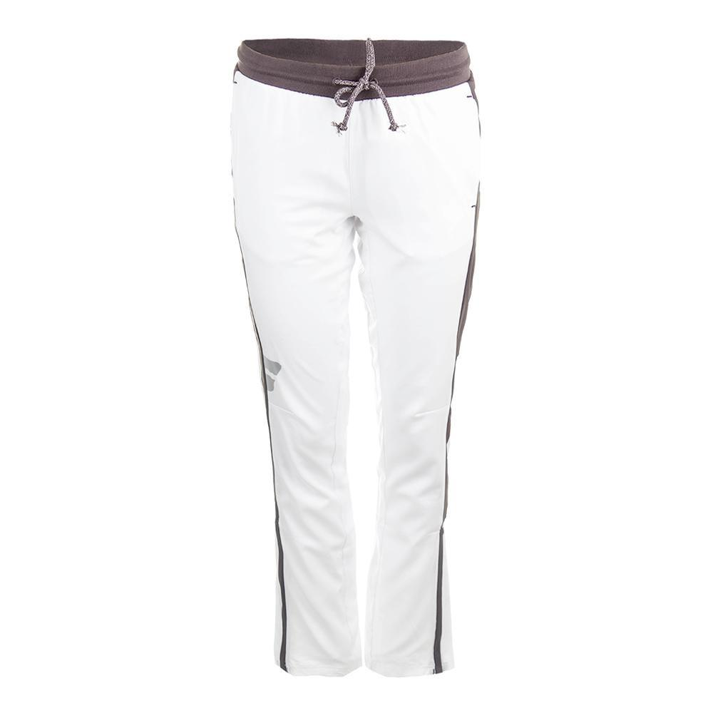 Girls ` Core Club Tennis Pant White