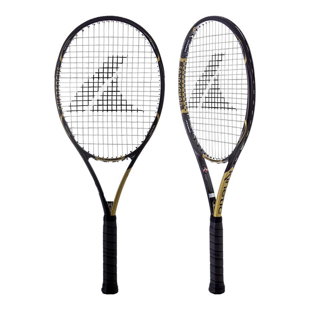 Ki Q + 5 Pro Demo Tennis Racquet 4_3/8