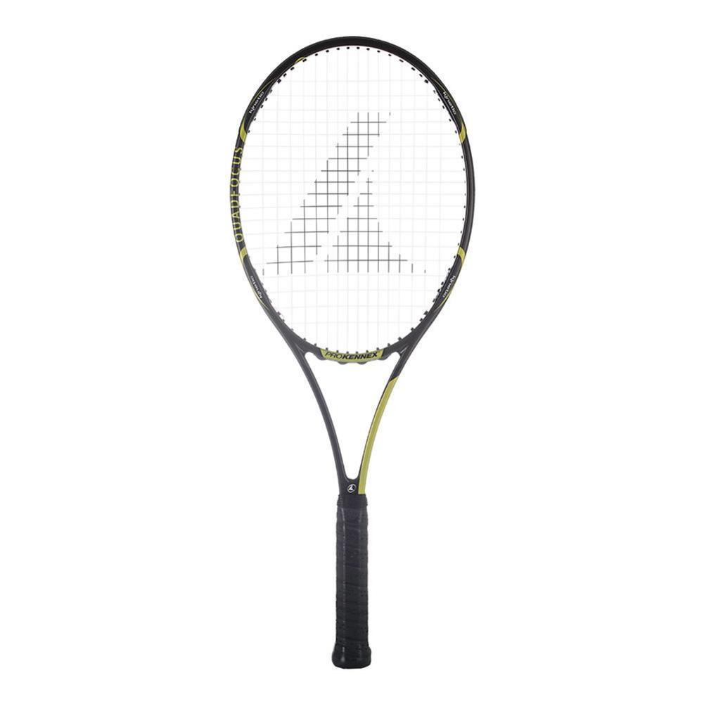Ki Q + Tour Demo Tennis Racquet 4_3/8