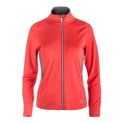 Women`s Margaux Tennis Jacket Orange