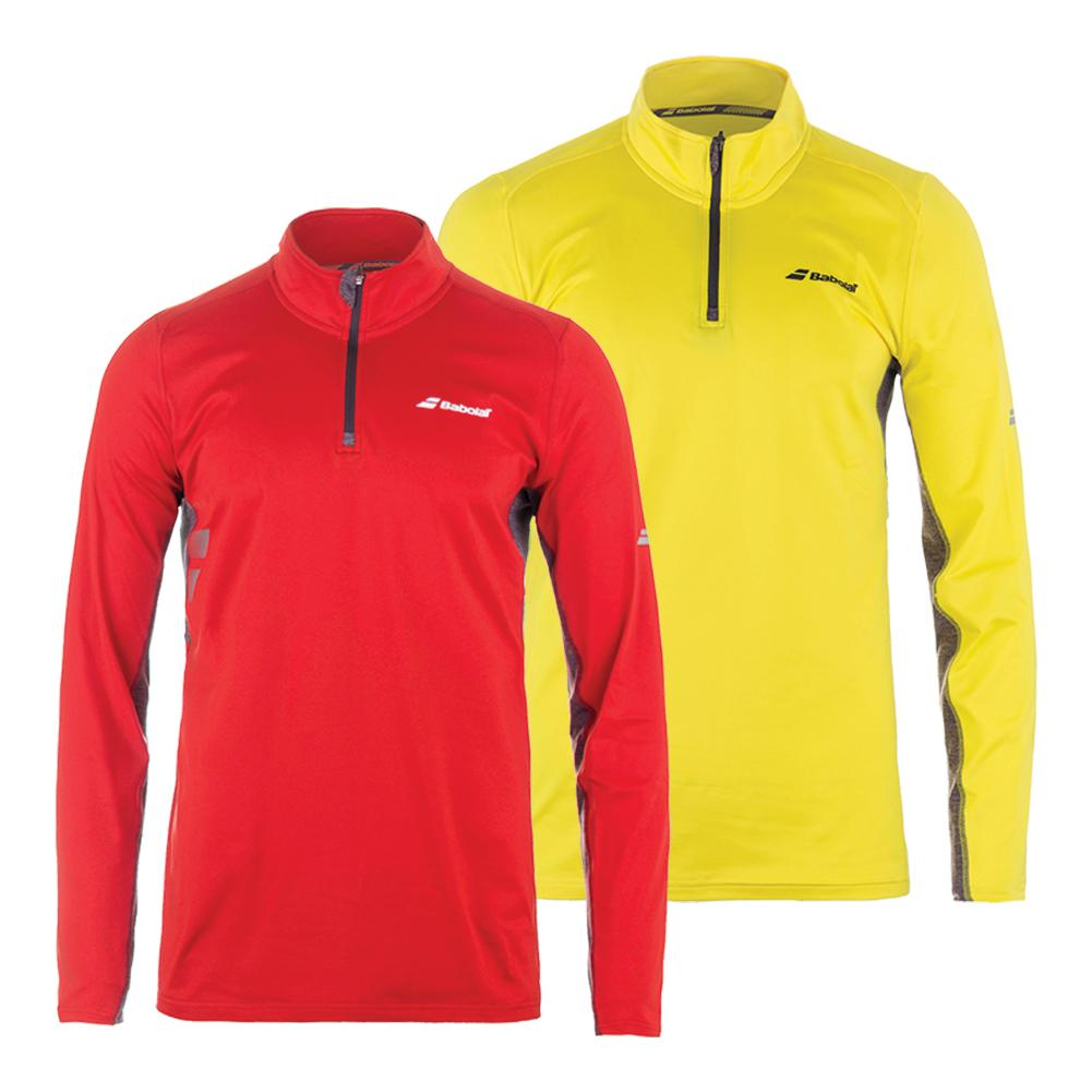 Men's Core 1/2 Zip Tennis Top
