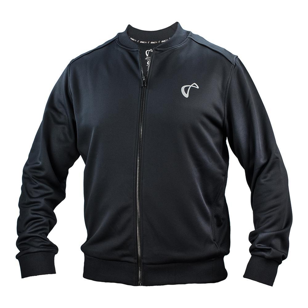 Men's Track Jacket Black