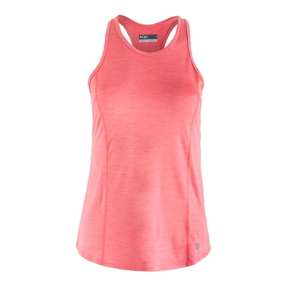 Women's Intensity Tennis Tank Guava
