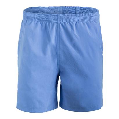 Men`s Seasonal Solid 7 Inch Tennis Short Carolina Blue
