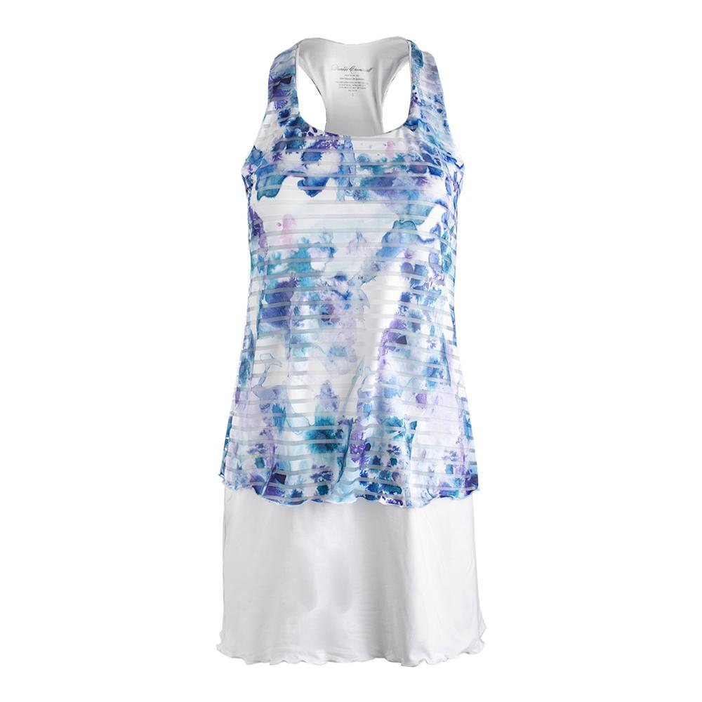 Women's Trista Tennis Dress White