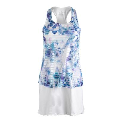 Women`s Trista Tennis Dress White