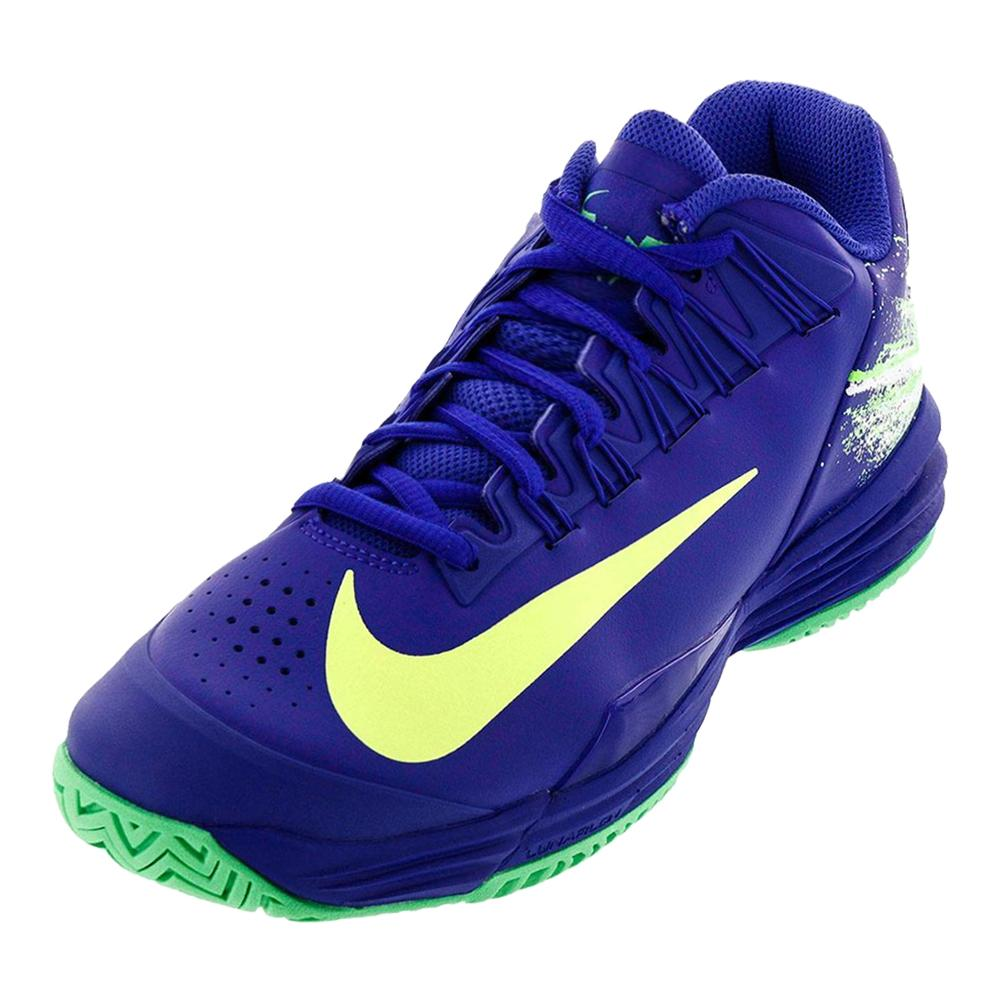 Nike Lunar Ballistec   Lg Mens Tennis Shoes