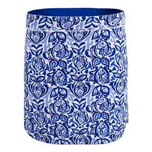 Women`s Printed Tennis Skort Blue Fish