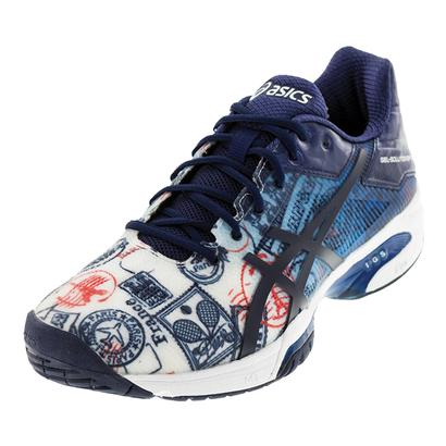 Men`s Gel-Solution Speed 3 Limited Edition Paris Tennis Shoes