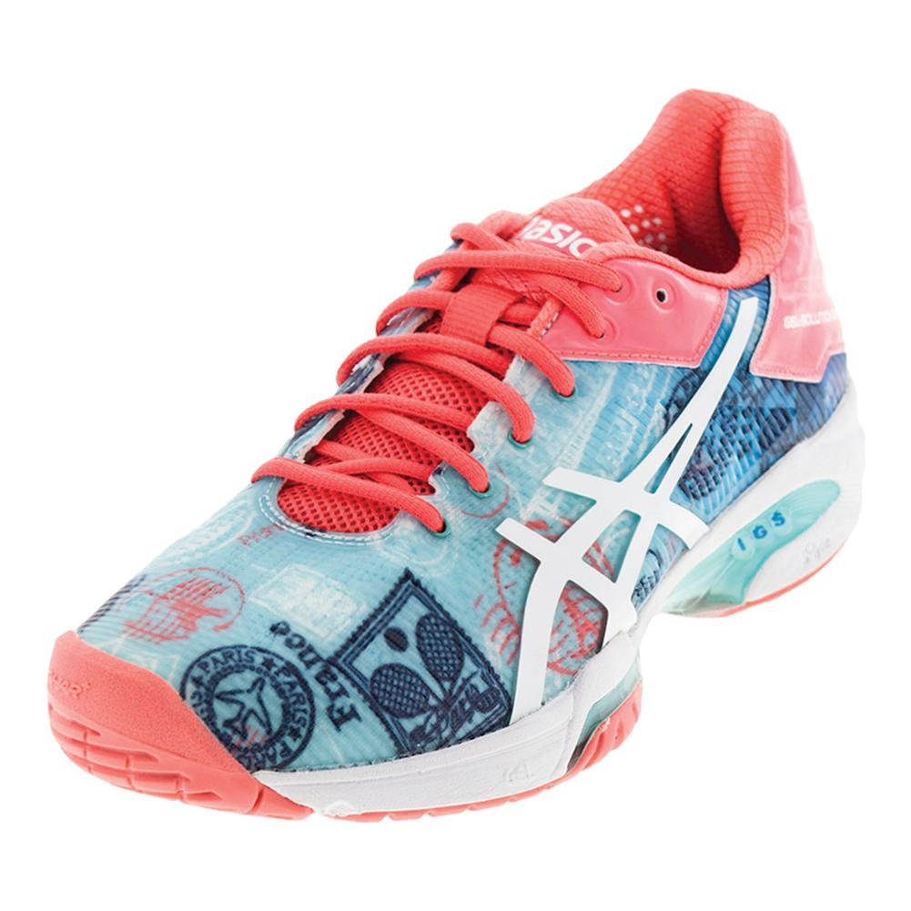 Women's Gel- Solution Speed 3 Limited Edition Paris Tennis Shoes