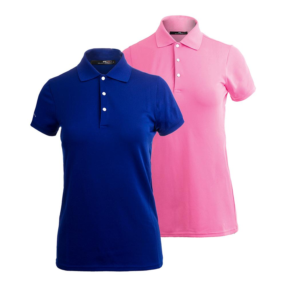Women's Short Sleeve Tournament Tennis Polo