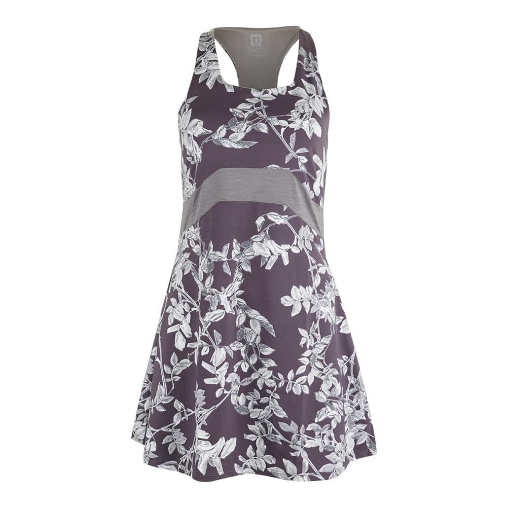 Women's In Bloom Tennis Dress Datura Print