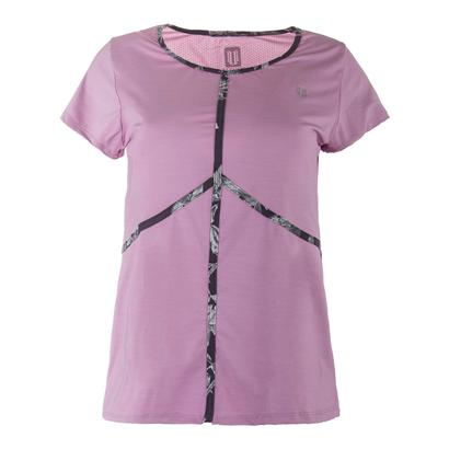 Women`s Energy Tennis Tee Pink