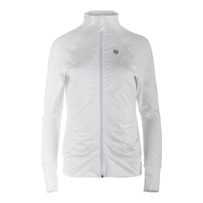 Women`s Elite Tennis Jacket White