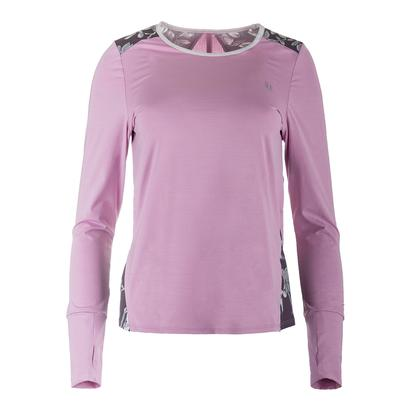 Women`s Xtreme Long Sleeve Tennis Top Pink