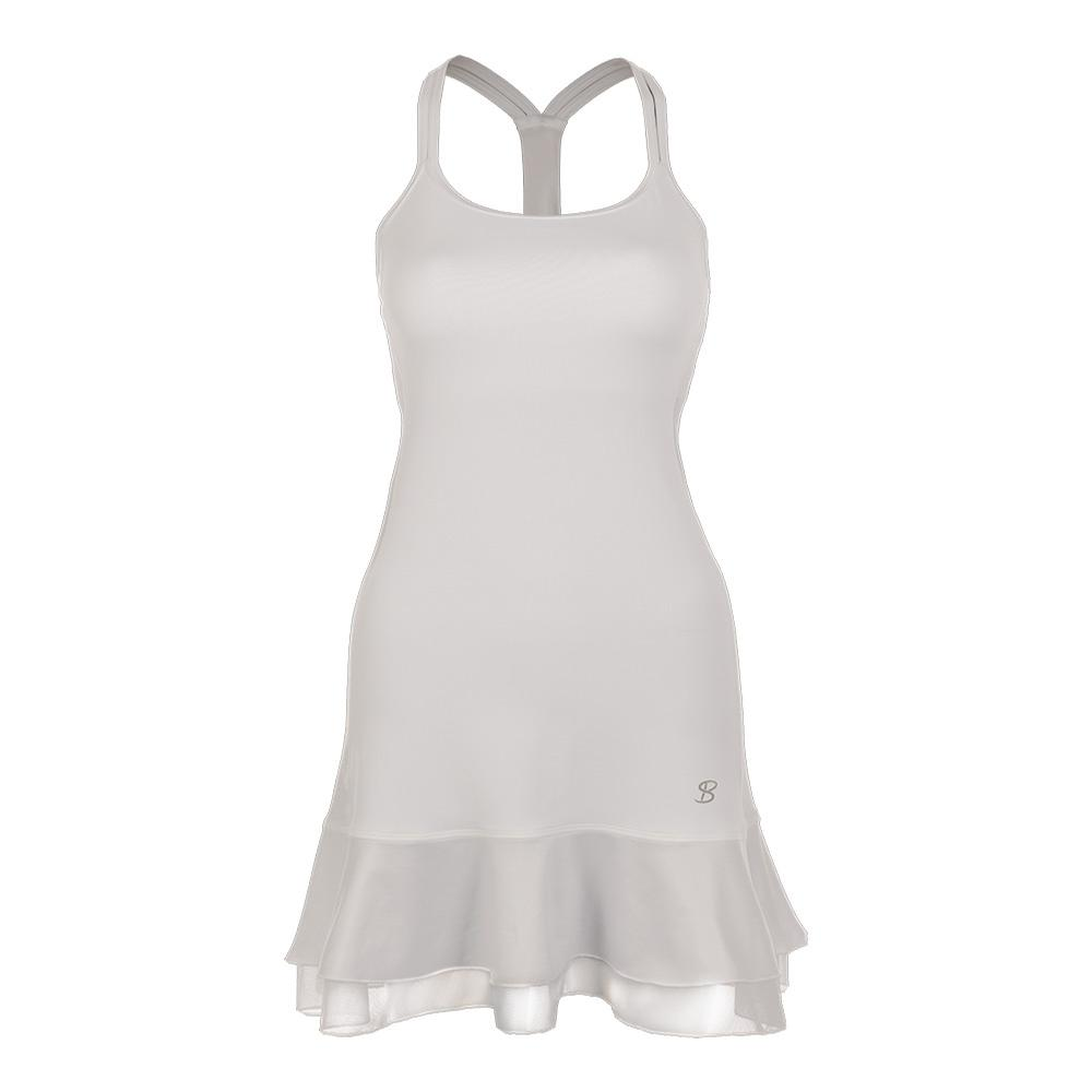 Women's Tennis Cami Dress White
