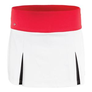 Women`s Dominique 13.5 Inch Tennis Skort