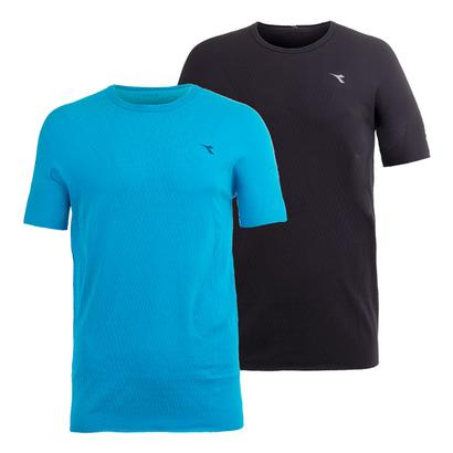 Men`s Seamless Tennis Tee