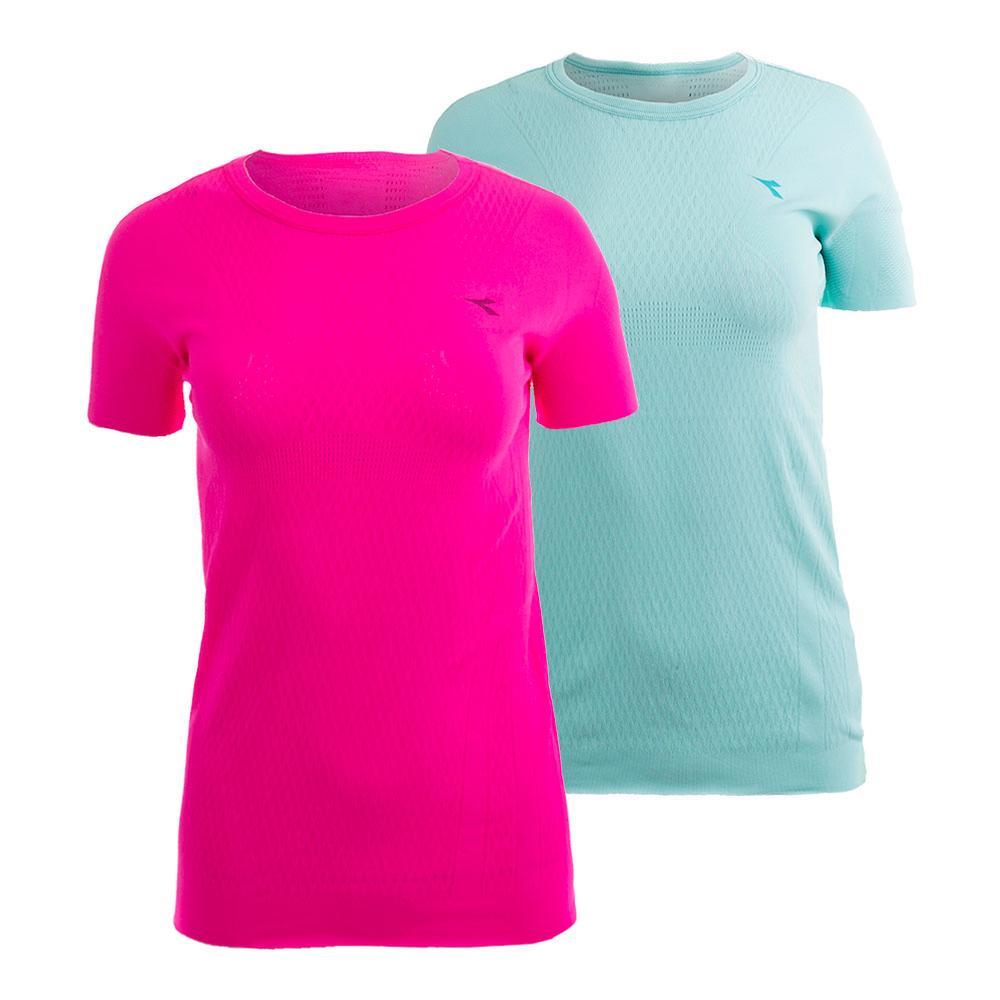 Women's Seamless Tennis Tee