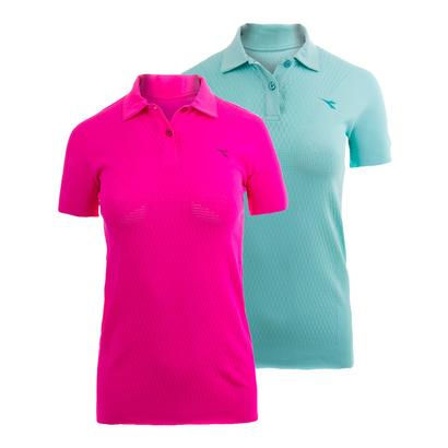 Women`s Seamless Tennis Polo