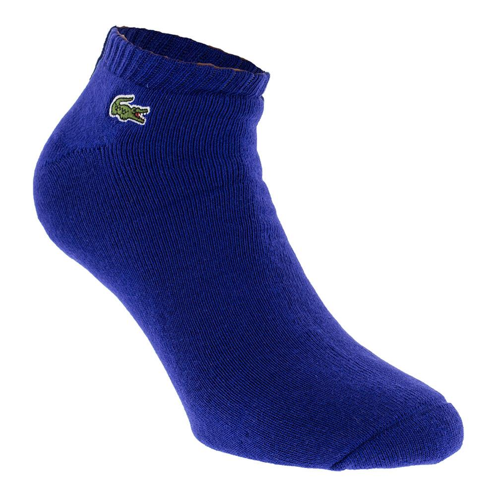 Men's Ped Tennis Socks France And White
