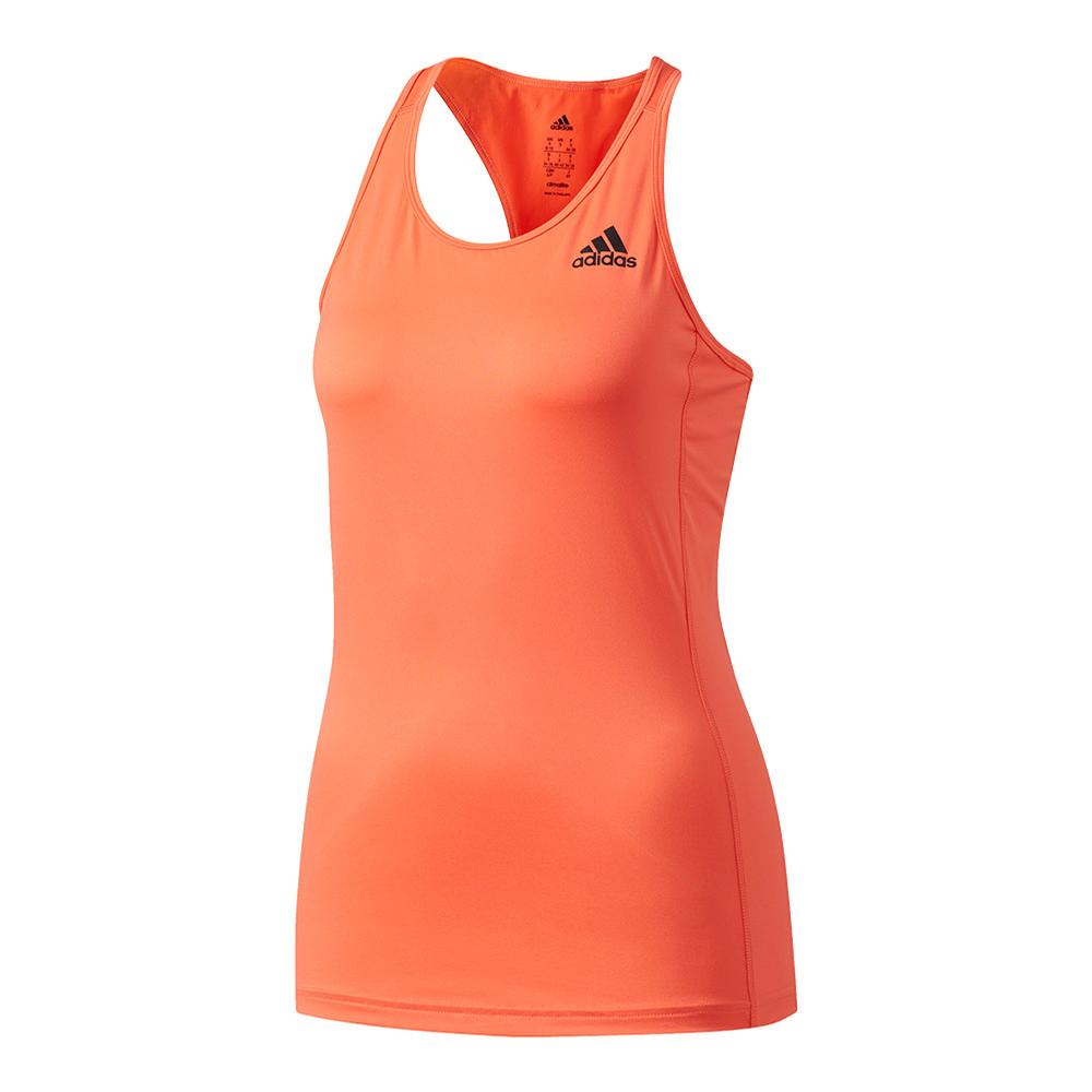 Women's Performer Baseline Tank Easy Coral