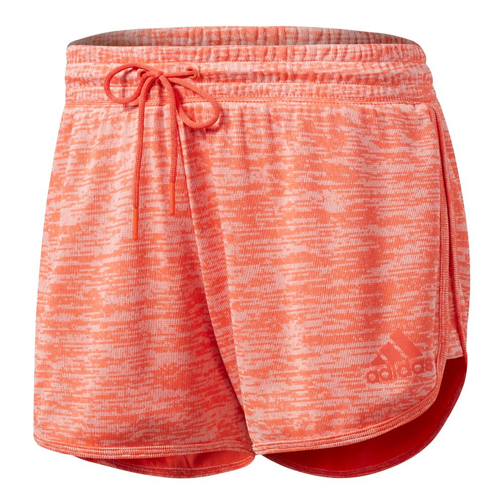 Women's Sport- 2- Street Short Easy Coral