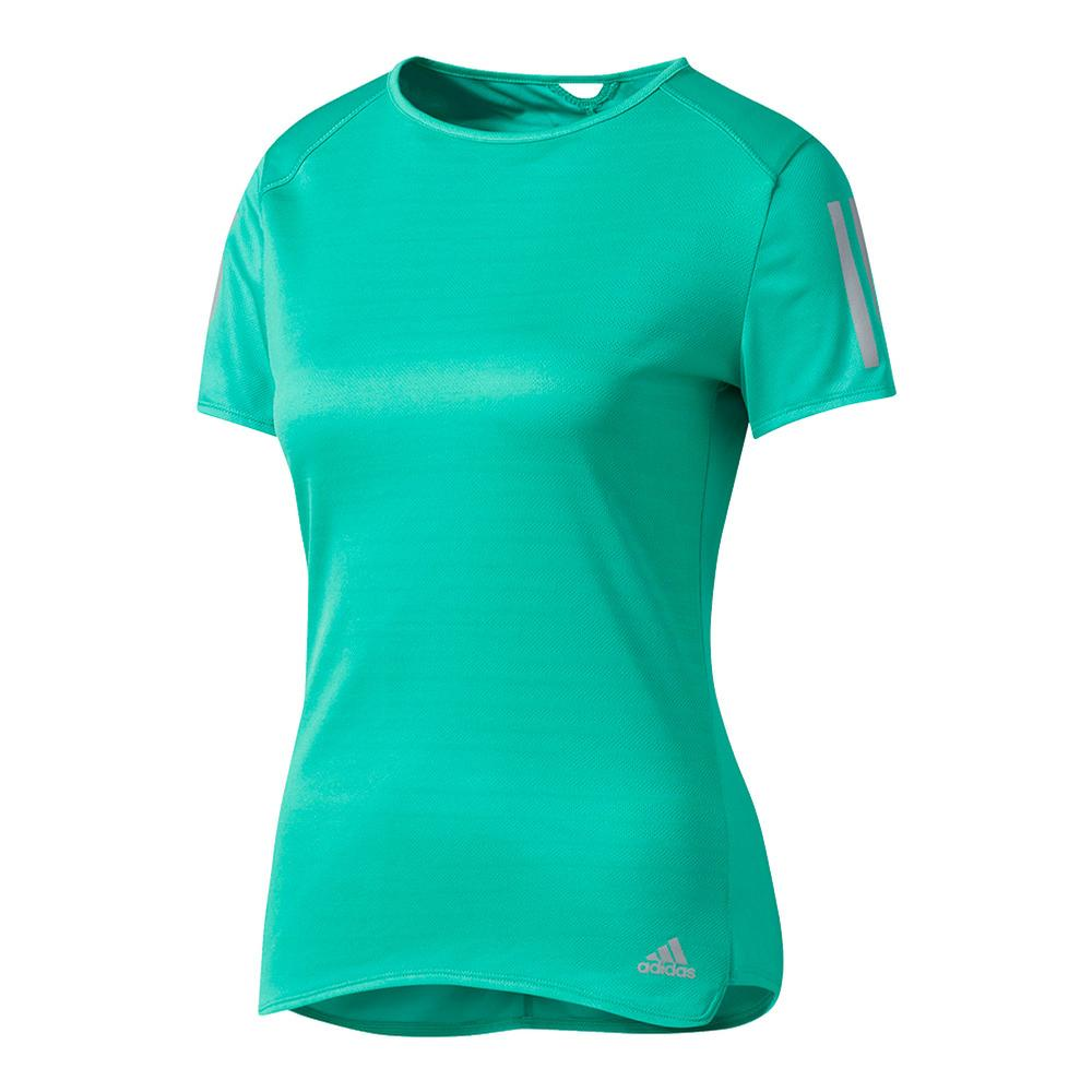 Women's Response Short Sleeve Tee Core Green