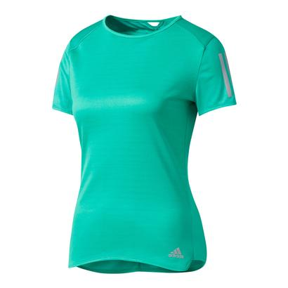 Women`s Response Short Sleeve Tee Core Green