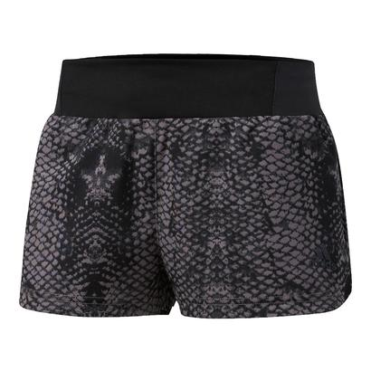 Women`s Supernova Glide Sim Short Trace Gray Boost Print