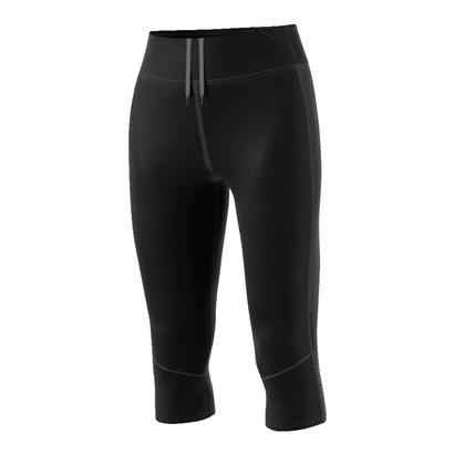 Women`s Supernova 3 Quarter Tight Black