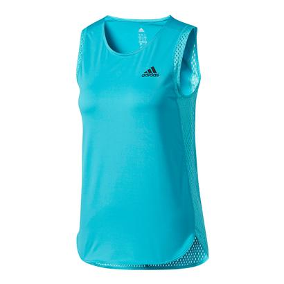 Women`s Performer Tank Energy Blue