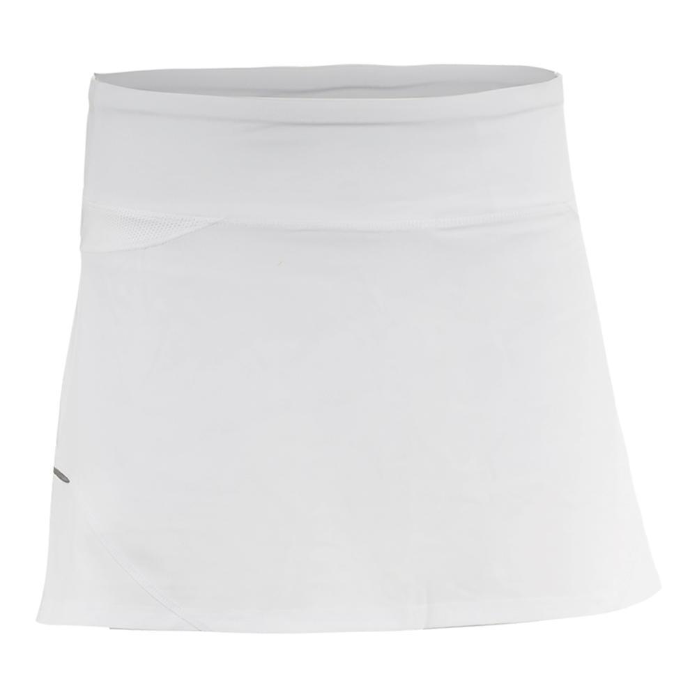 Women's 11 Inch Stretch Woven Tennis Skort