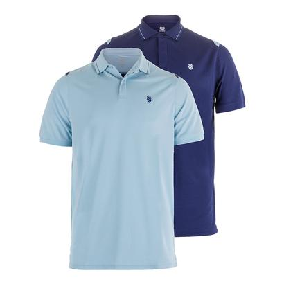 Men`s Backcourt Tennis Polo