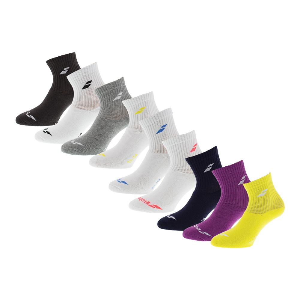 Juniors ` Tennis Socks 3 Pack
