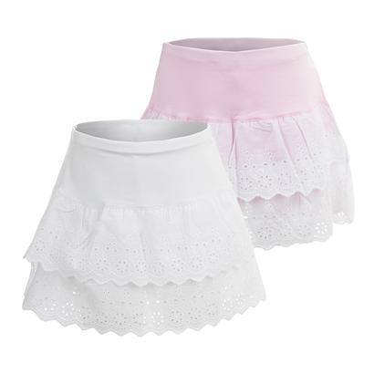 Girls` Lace Tennis Skort