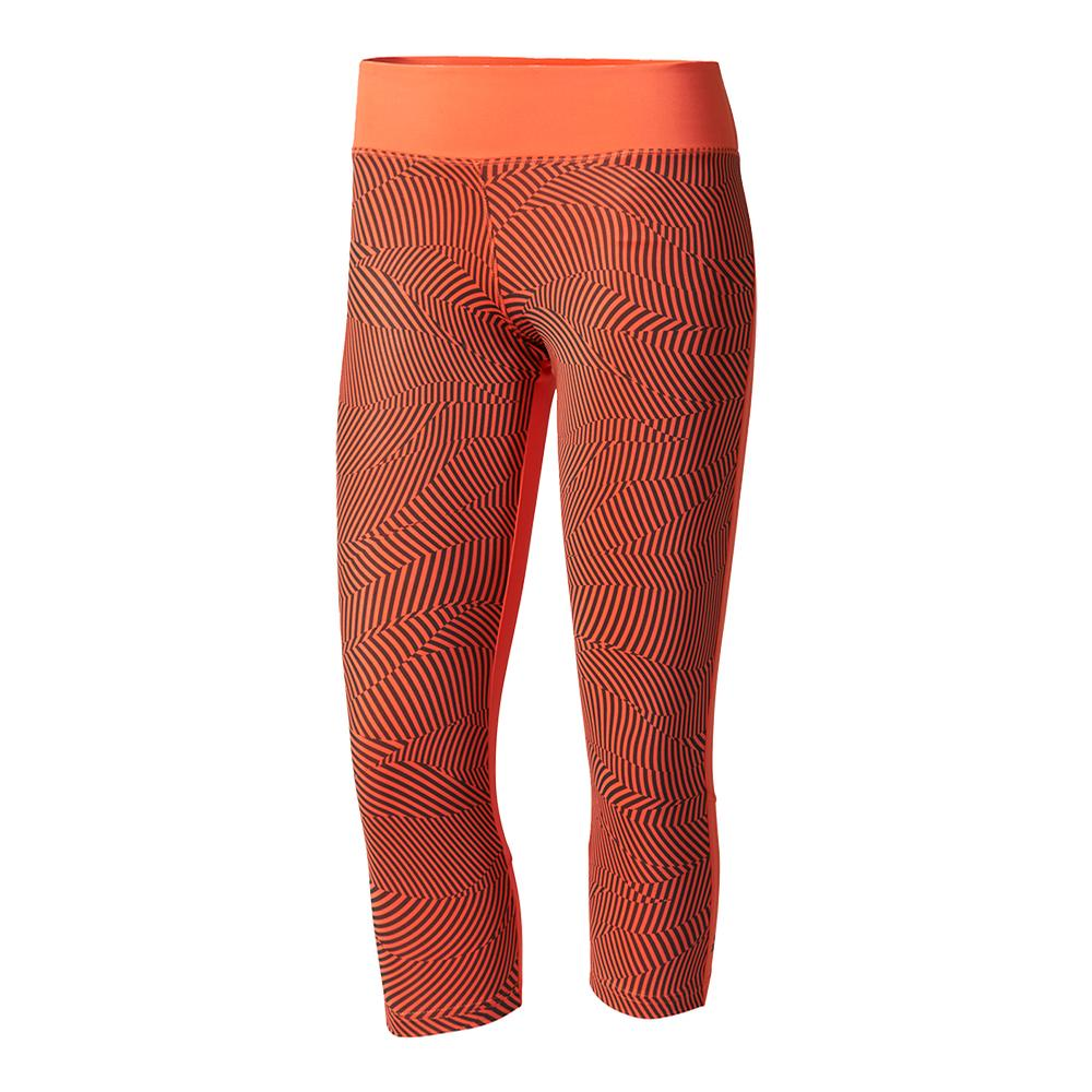 Women's Designed- 2- Move 3 Quarter Tight Easy Coral