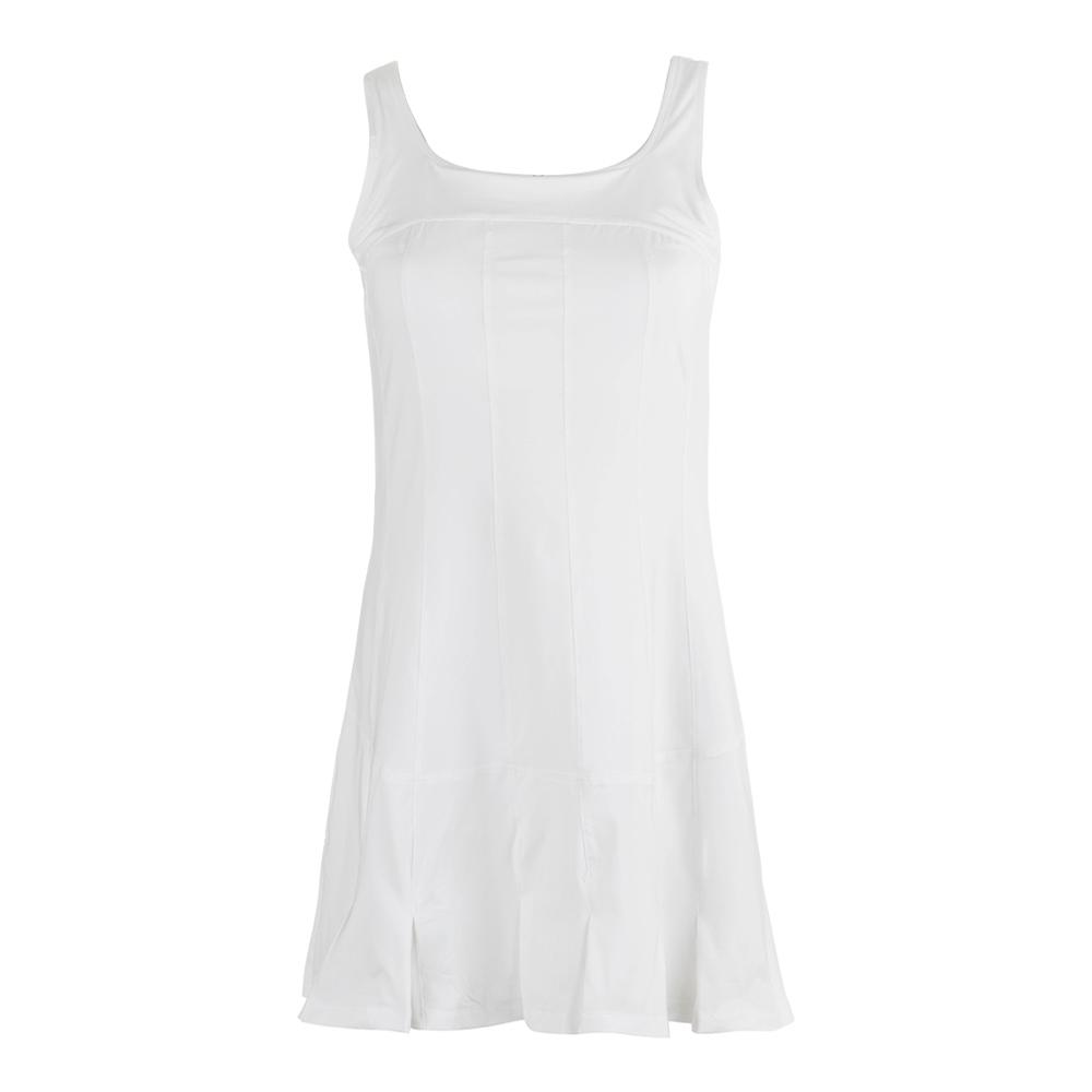 Women's Lawn Tennis Dress White