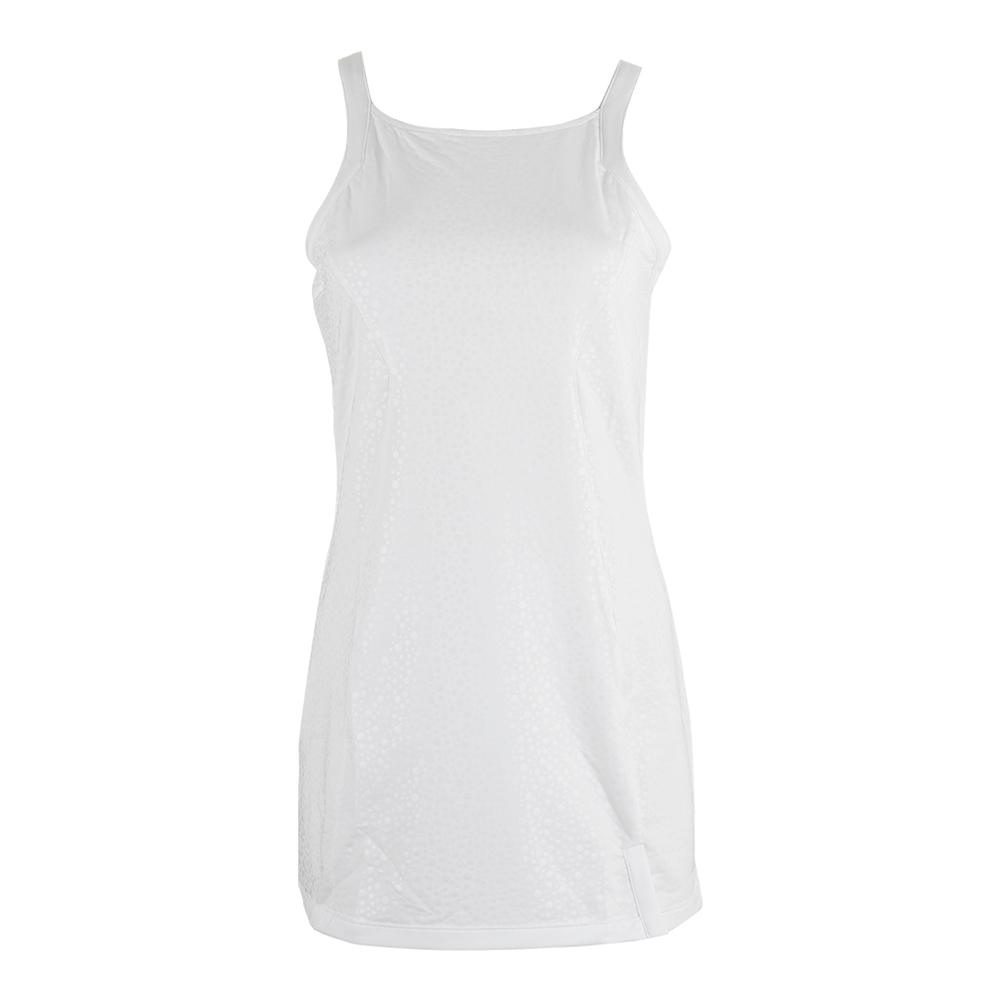 Women's Spotlight Tennis Dress White