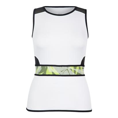 Women`s Sandra Tennis Tank White