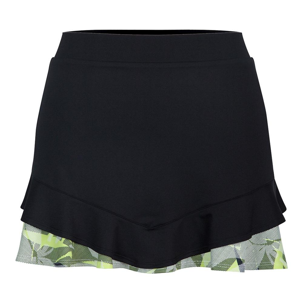 Women's Rosalin 13.5 Inch Tennis Skort Black