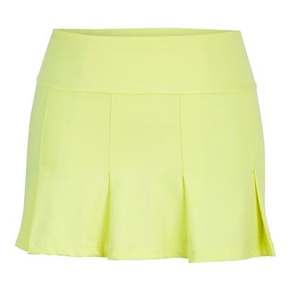 Women`s Emeline 13.5 Inch Tennis Skort Chartreuse