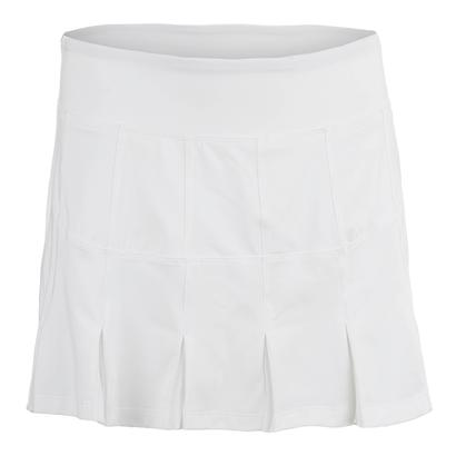 Women`s Lawn Tennis Skort White